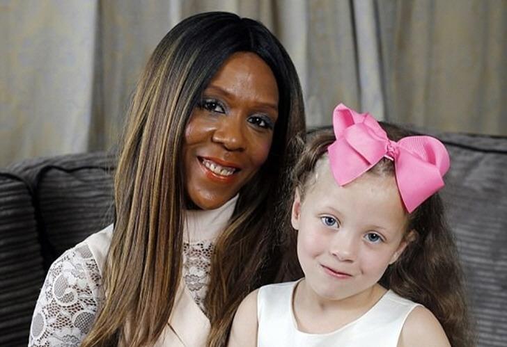 '백만분의 일 확률', 흑인 엄마가 낳은 파란 눈의 백인 아이