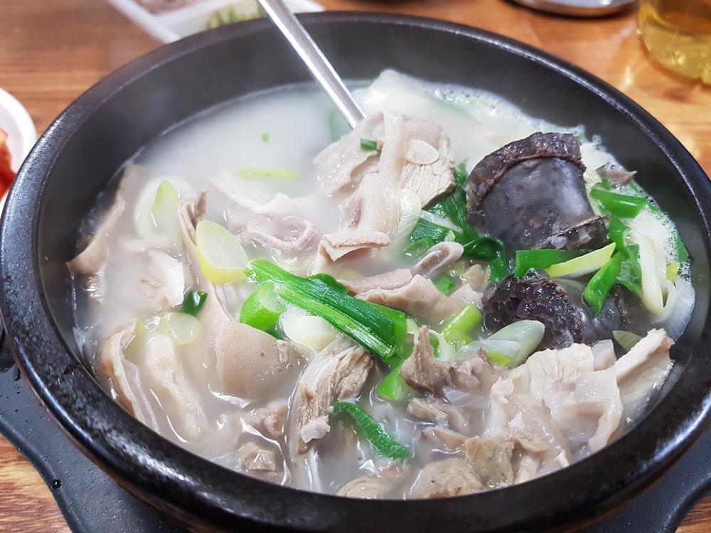 [화천 맛집]순대국밥전문 혜지네