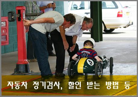 한국교통안전공단, 자동차 정기검사