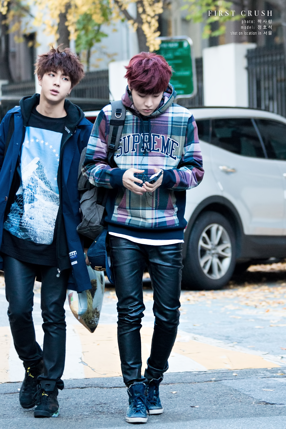 Picture Fansitesnap Bts Going To Music Bank 141107