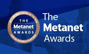 The Metanet Awards 시상식